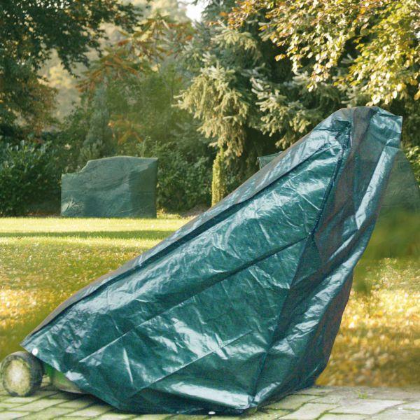 Schutzhülle für Handrasenmäher grün