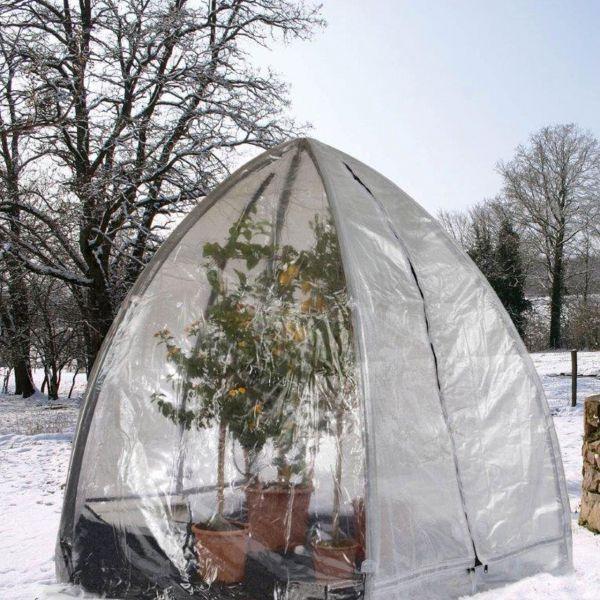Thermo-Gewächshaus Florino XL, 8 qm