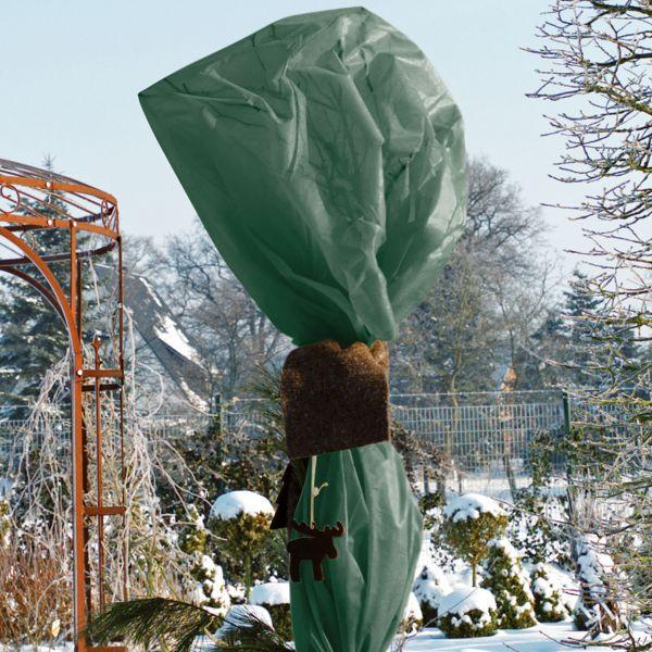 Vlies Gewebe Unkrautvlies Winterschutz Stammschutz grün