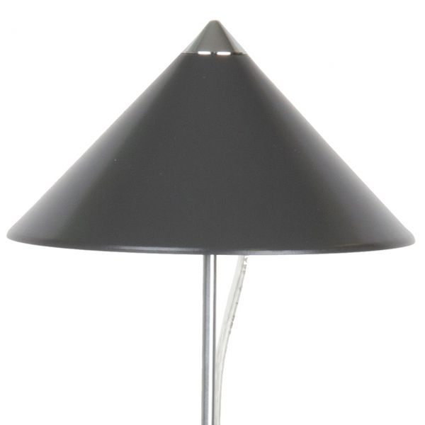 LED-Pflanzenlampe SUNLiTE 1m Teleskopstab, grau