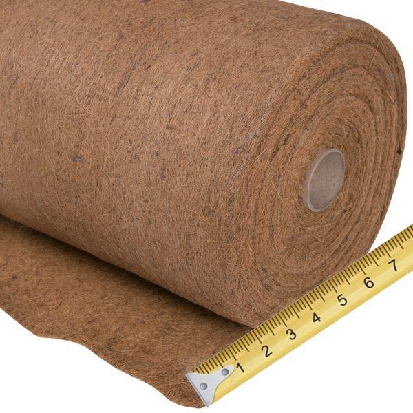Winterschutz Kokosmatte natur, Meterware 0,5m breit