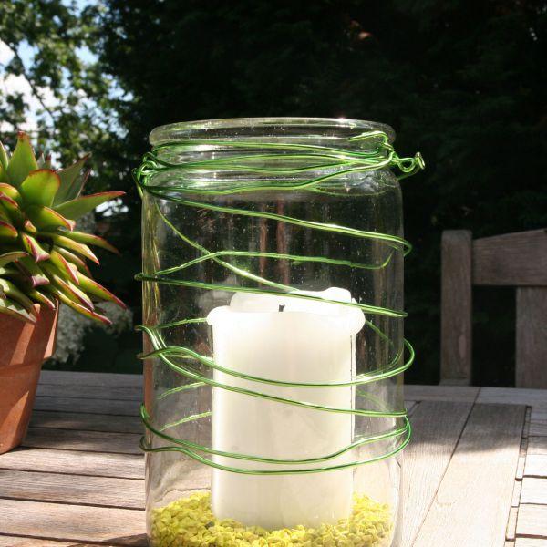 Aludraht Florist 2mm grün