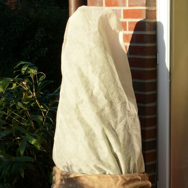 Winterschutz-Vlieshaube, beige
