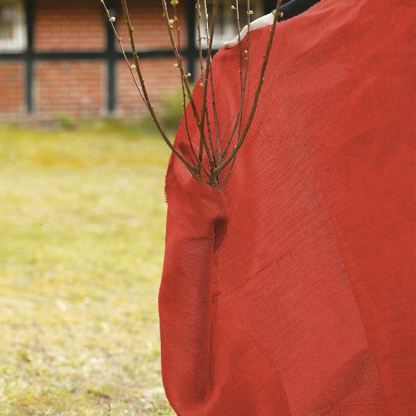 Vlies-Gewebe rot Stammschutz Winterschutz