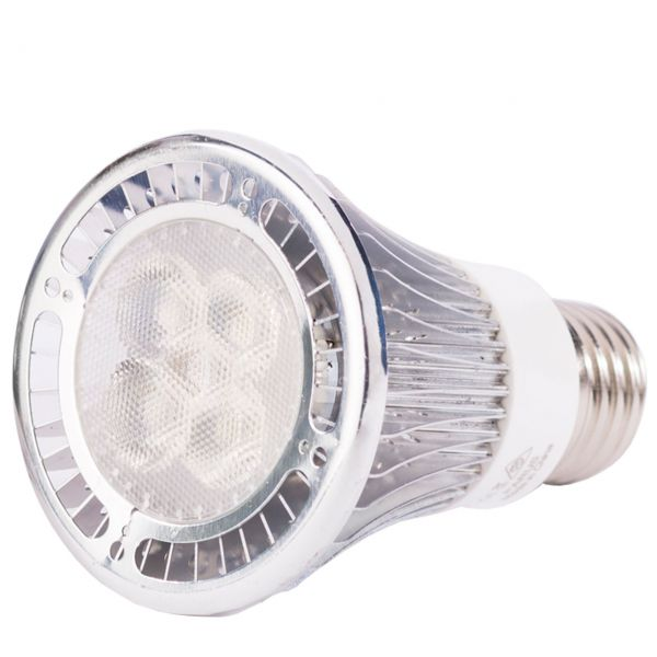 LED-Pflanzenlampe Basic, 6 Watt-Birne
