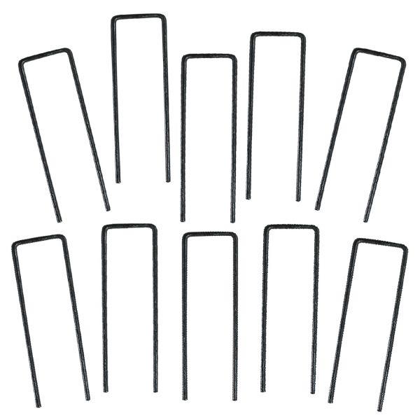 Vlies- & Folienhalter, Metall verzinkt, 10 Stk.