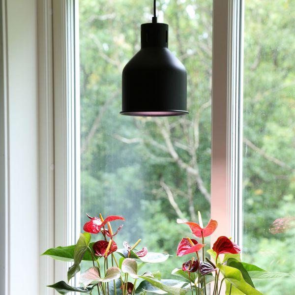 Lampenschirm SAGA, schwarz