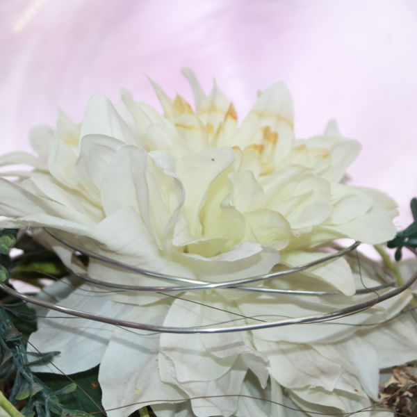 Aludraht Florist 2mm silber