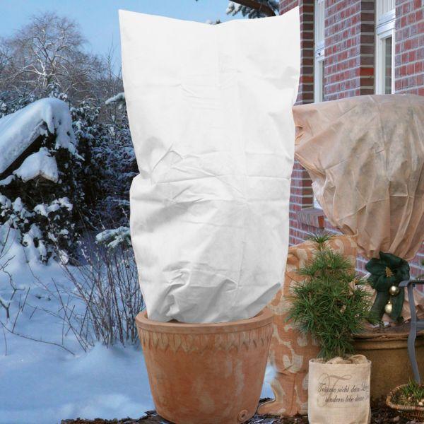 Maxi Vlieshaube basic, 50g, weiß, Doppelpack