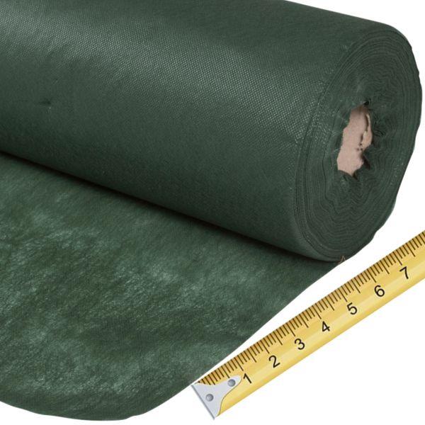 Wintervlies Gewebe Meterware 34g/qm grün, 100 cm